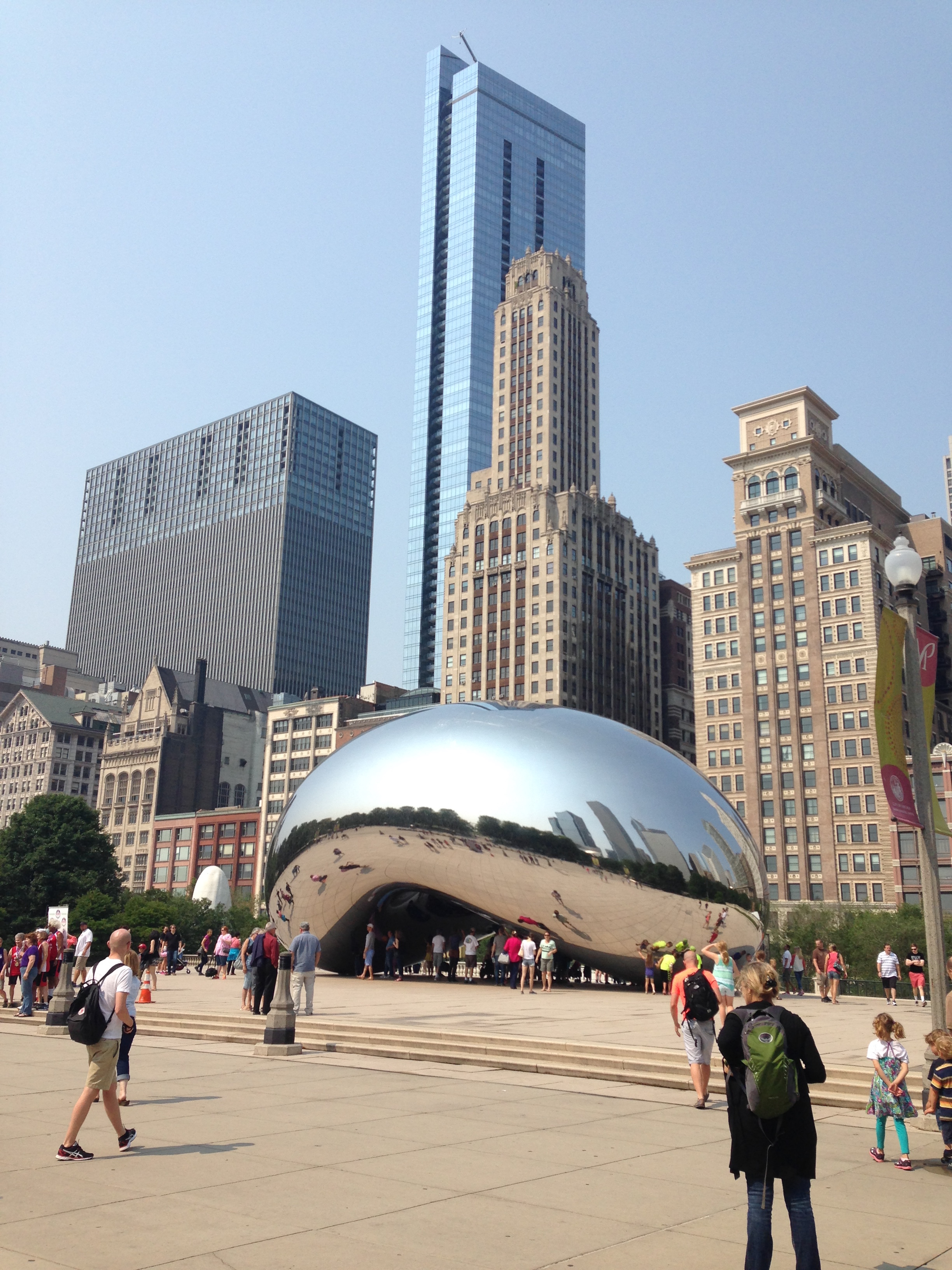 The Bean, aka Cloud Gate