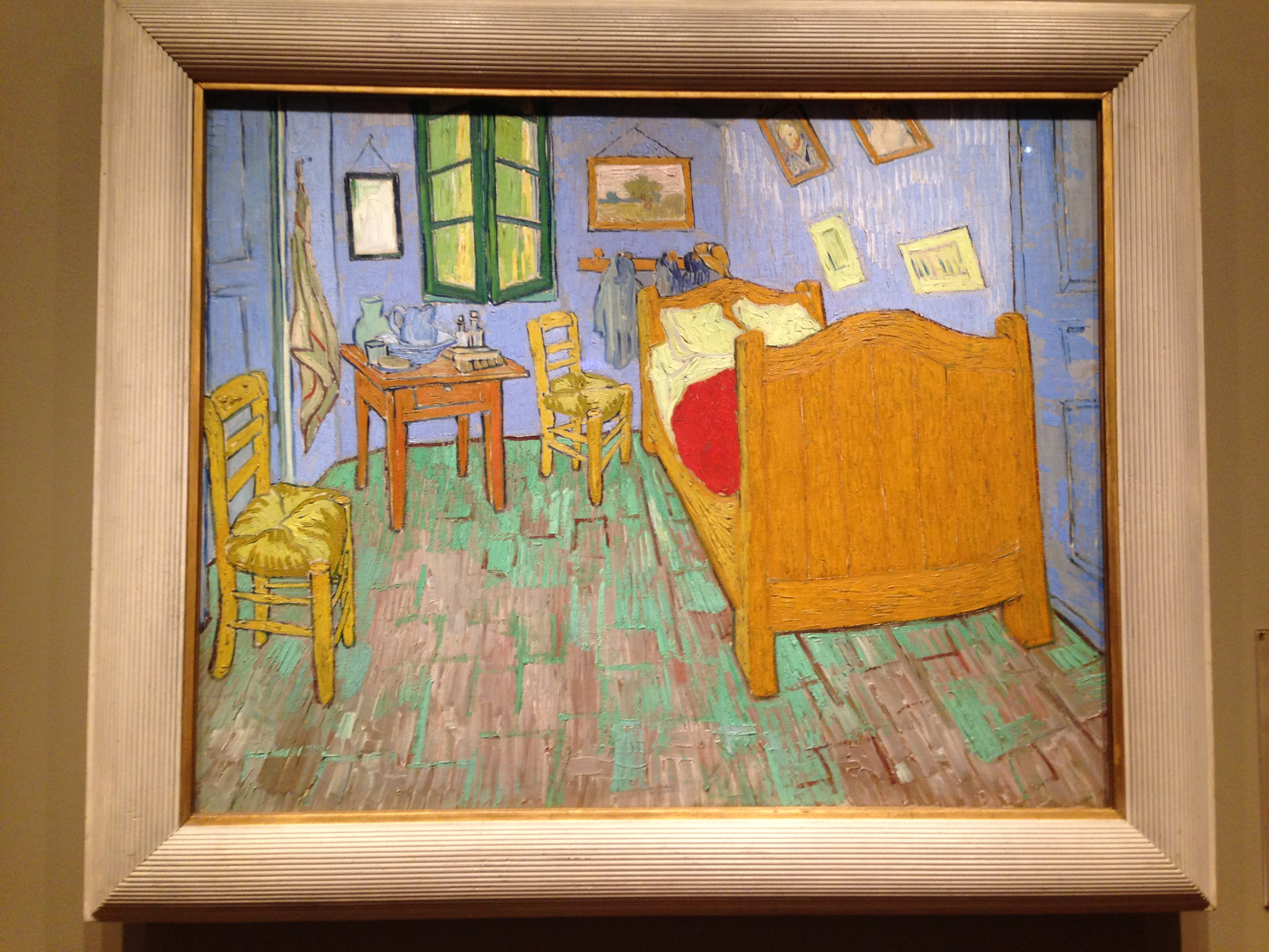 Van Gogh's The Bedroom