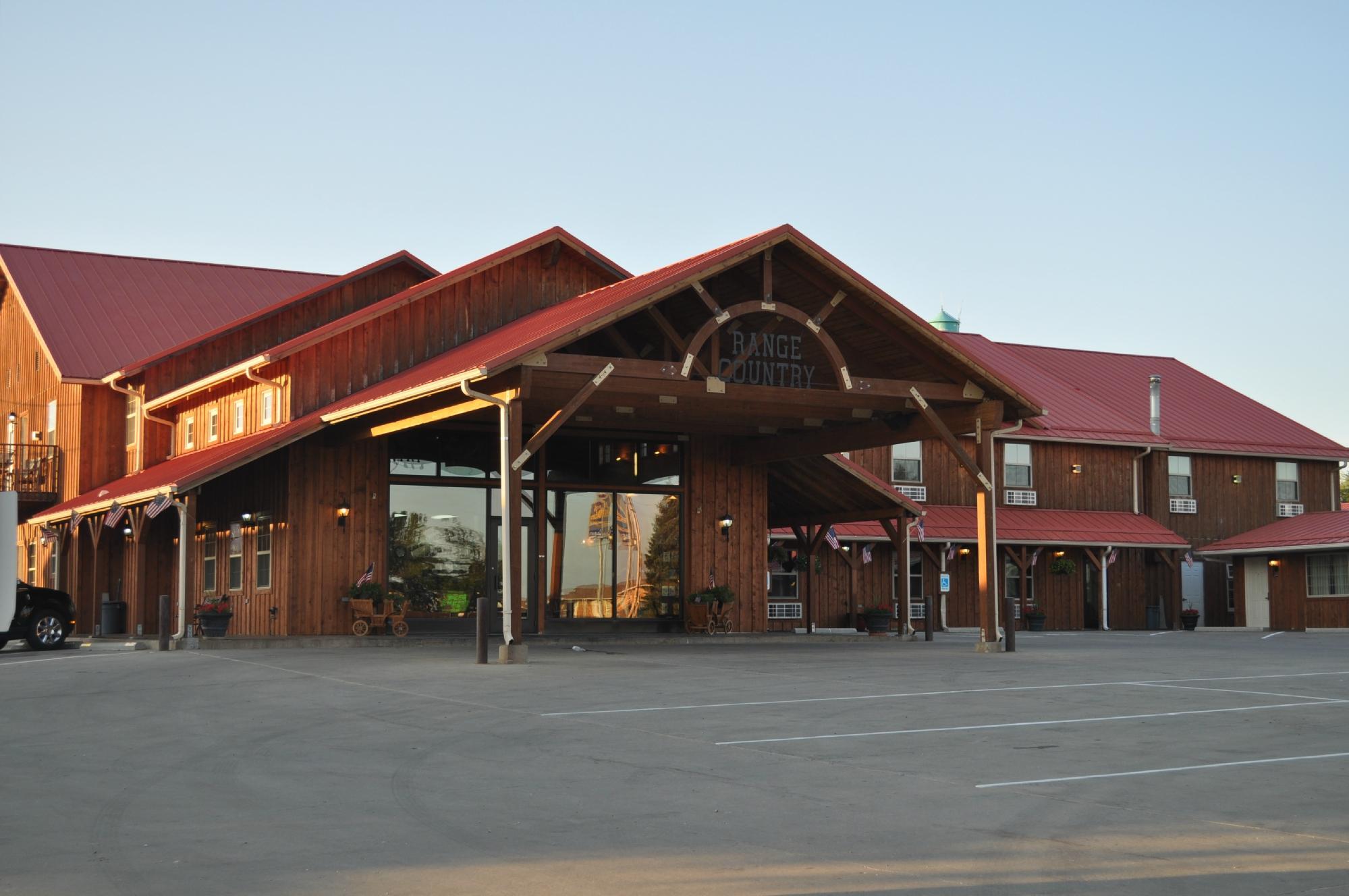 Range Country hotel in Murdo, SD