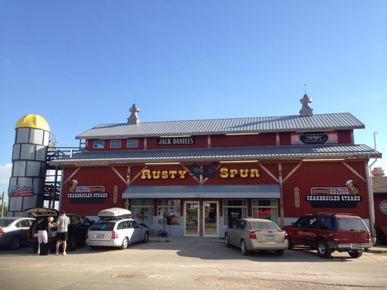 Rusty Spur in Murdo, SD