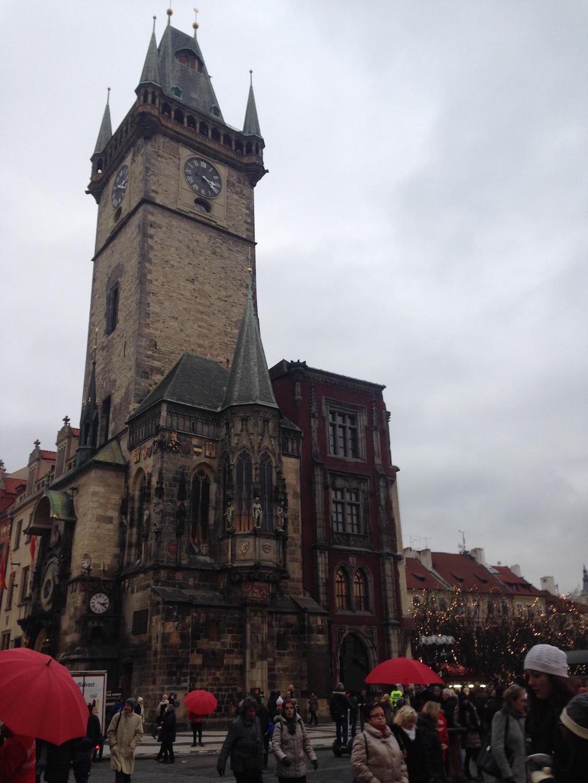 Prague sightseeing