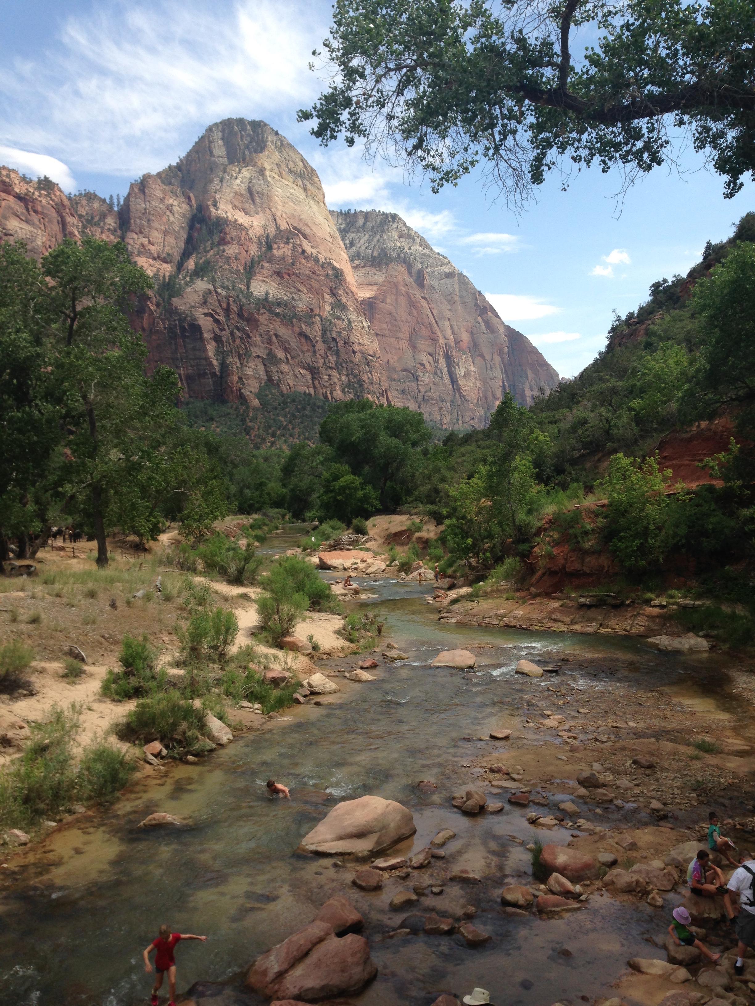 image of canyon