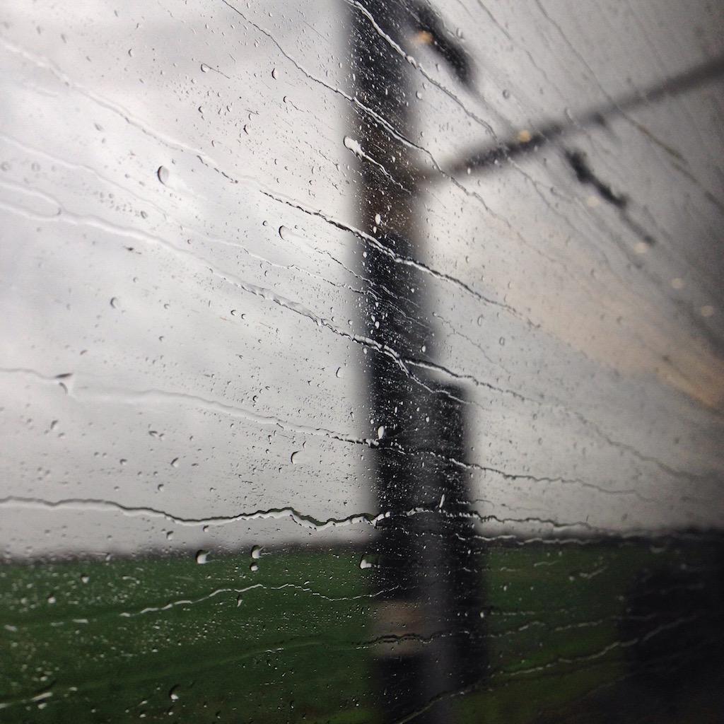 train ride rain