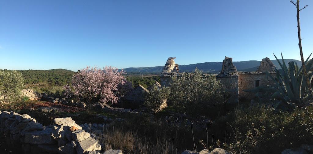Stari Grad ruins