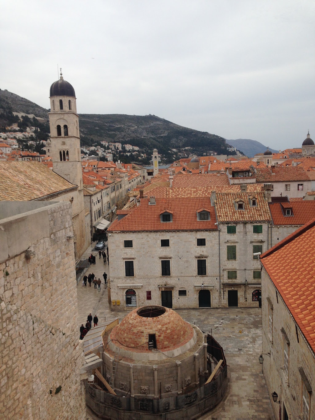 Uncrowded Dubrovnik