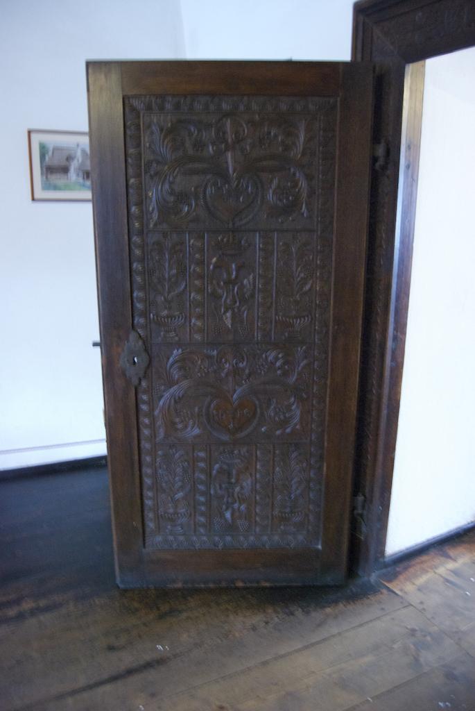 Bran Castle doors