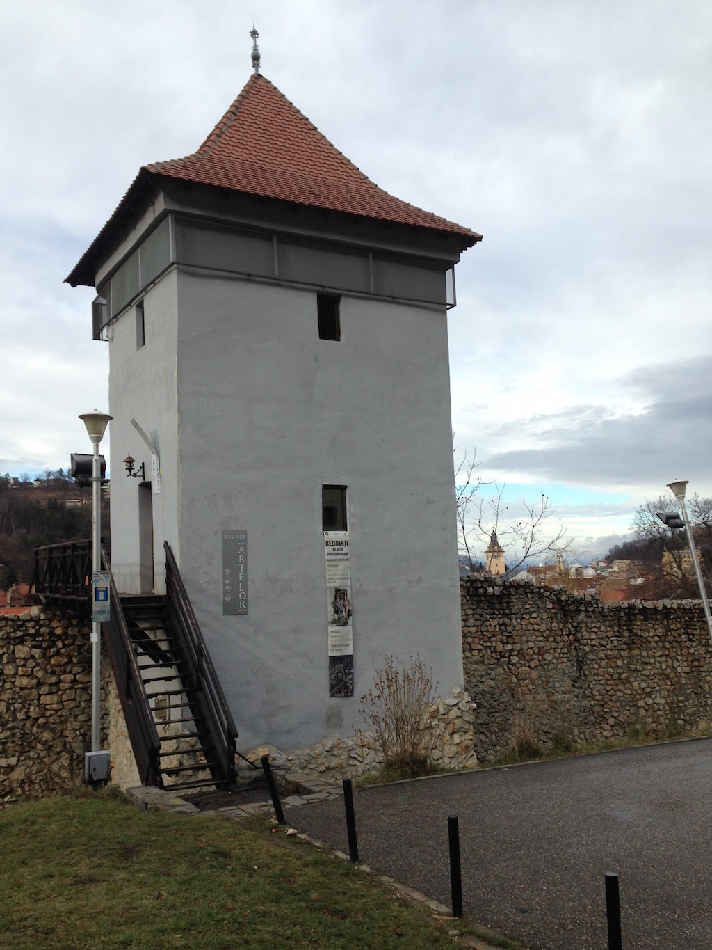 Brasov fortifications