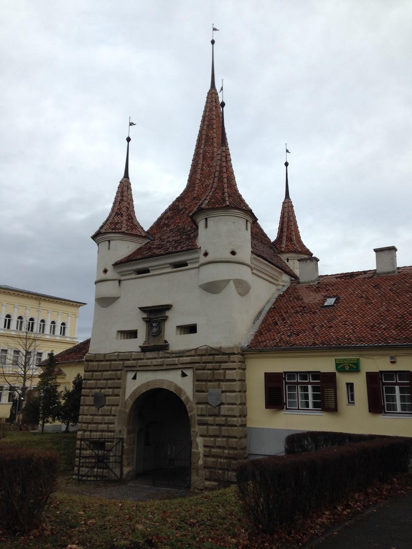 Brasov buildings