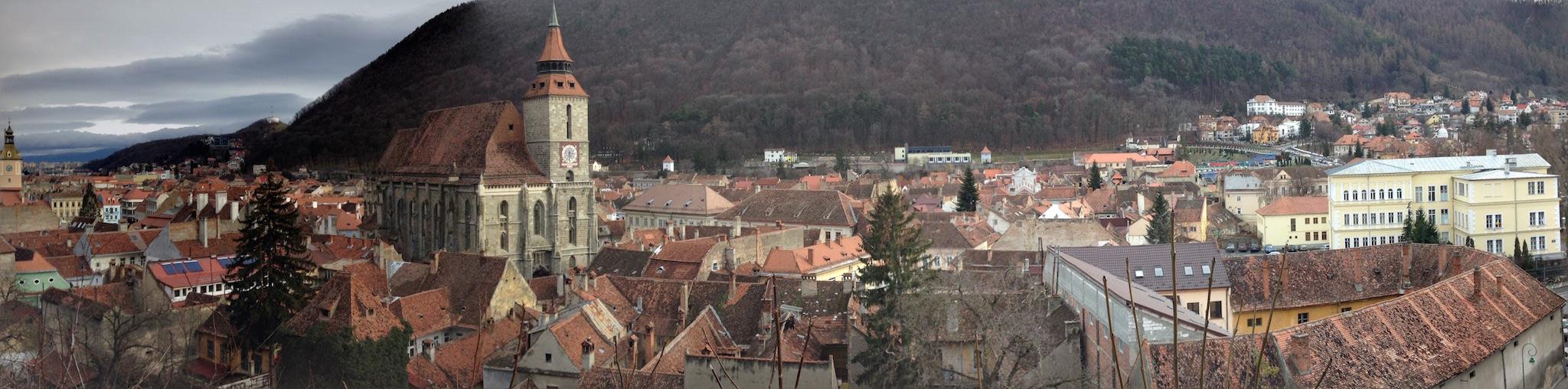 Brasov panorama