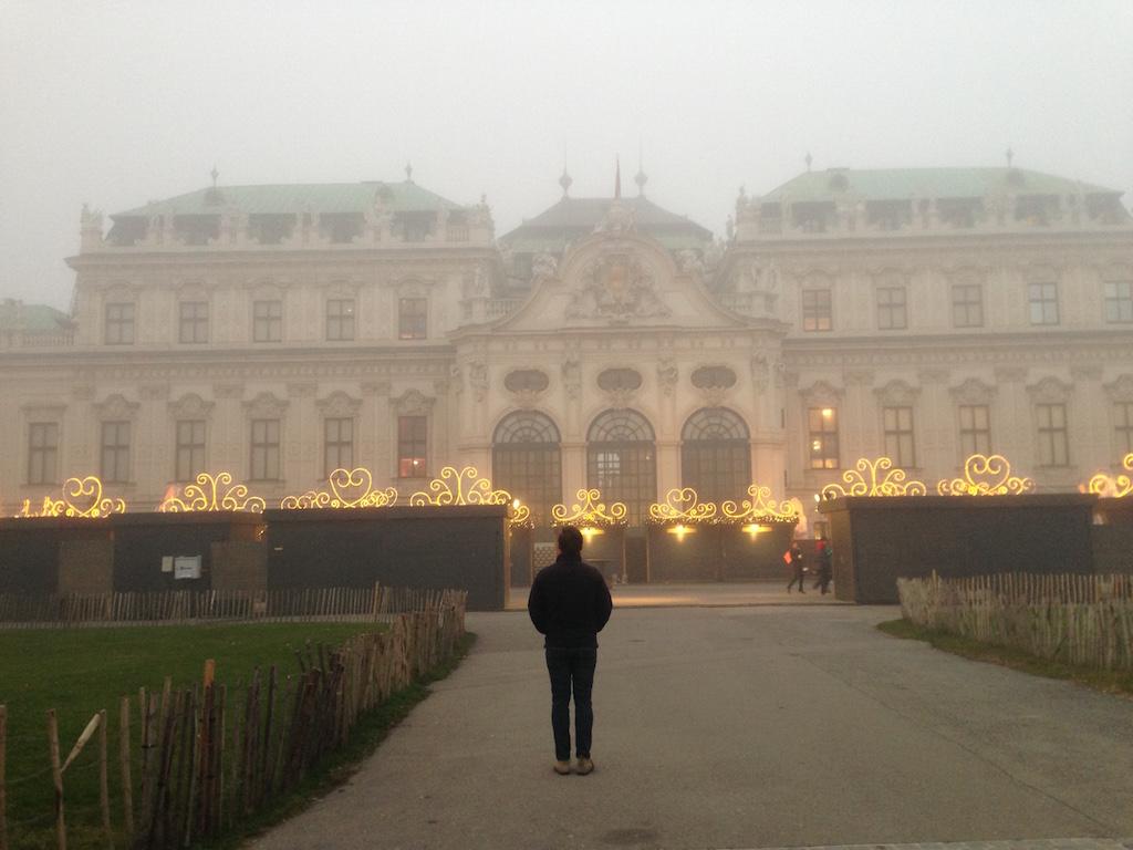 Belvedere front
