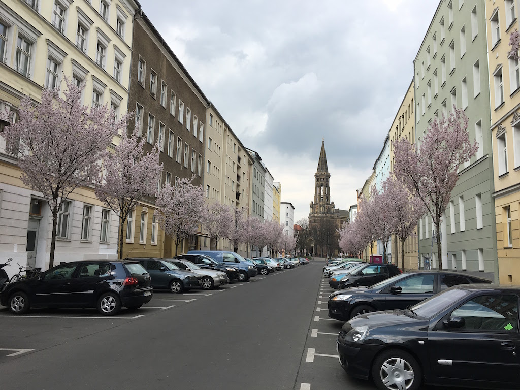 Our Berlin neighborhood